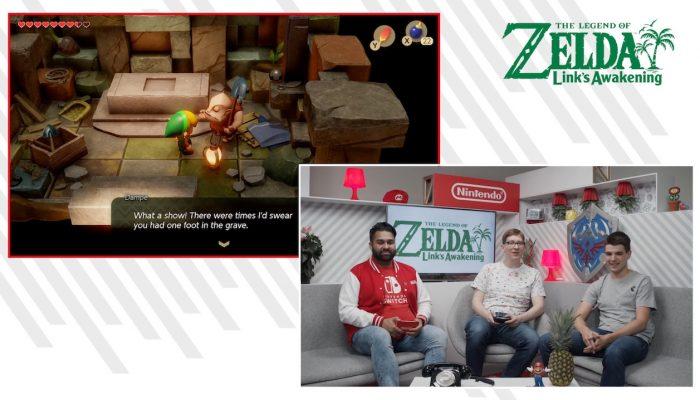 Nintendo Presents – The Legend of Zelda: Link's Awakening (gamescom 2019)