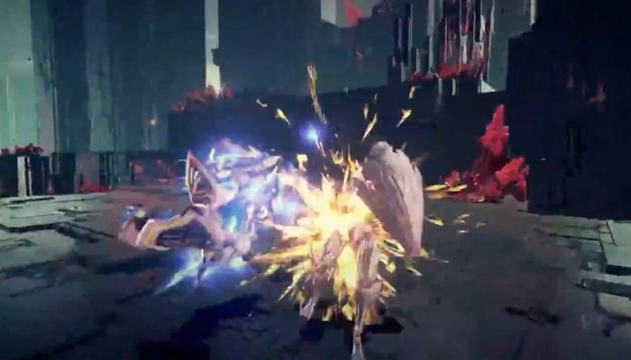 Check out the Arm Legion in action in Astral Chain