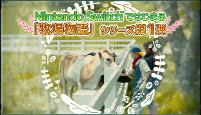 Story of Seasons: Friends of Mineral Town – Second Japanese Overview Trailer