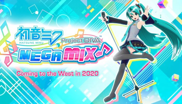 Hatsune Miku: Project Diva Mega Mix – Announcement Trailer