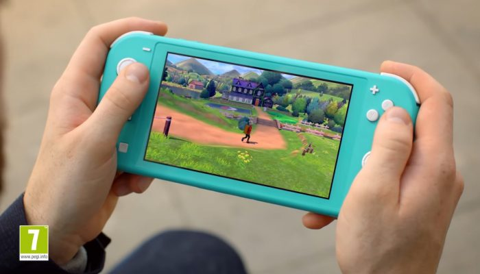Nintendo Switch Lite – Publicité Elle arrive !