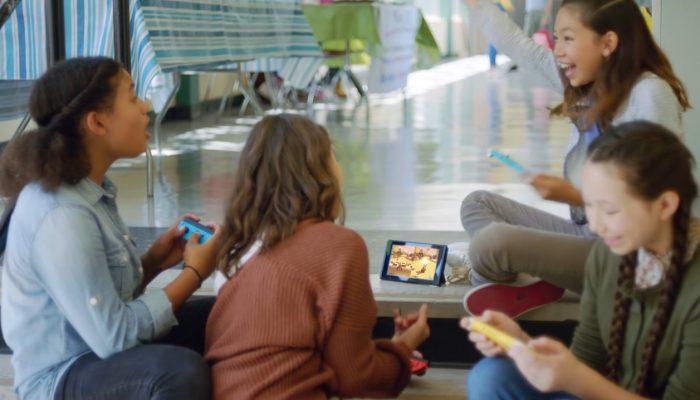 Nintendo Switch – Super Mario Party & Mario Kart 8 Deluxe My Way Commercial