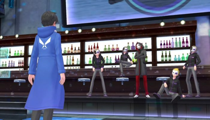 Digimon Story Cyber Sleuth: Complete Edition – Story Trailer