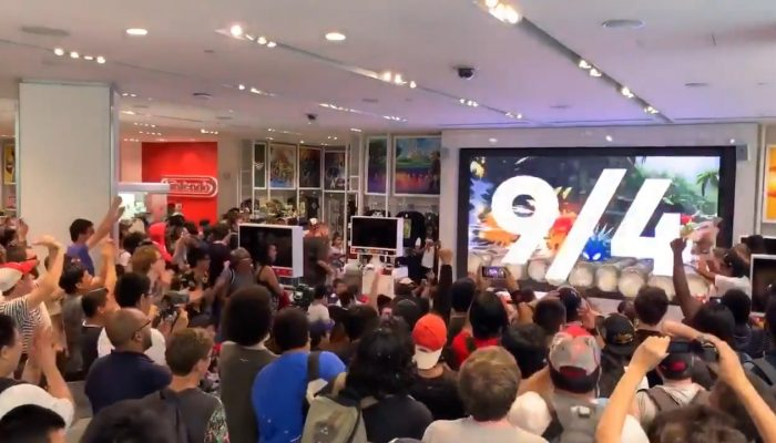 Nintendo NY reacts to this September 2019 Direct