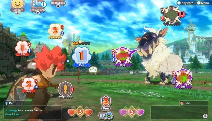 Little Town Hero – Nintendo Direct 9.4.2019