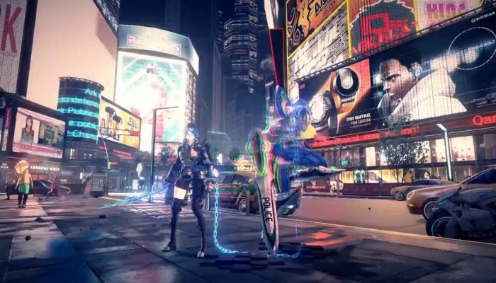 Mr. Taura's Case Files 15 for Astral Chain