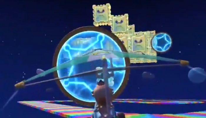 Check out the Glider Challenge in Mario Kart Tour