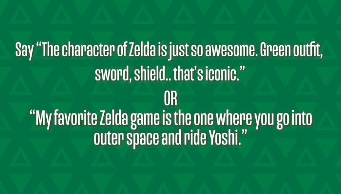 Nintendo Minute – Would You Rather: the TOUGHEST Zelda Questions!