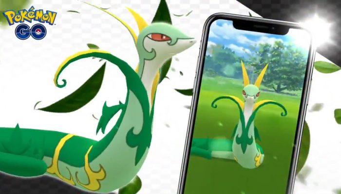 Check out Snivy, Tepig, Oshawott, Lillipup and their evolutions in Pokémon Go