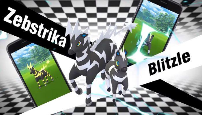 Pokémon Go – The world of Pokémon Go expands with Pokémon originally discovered in the Unova region!