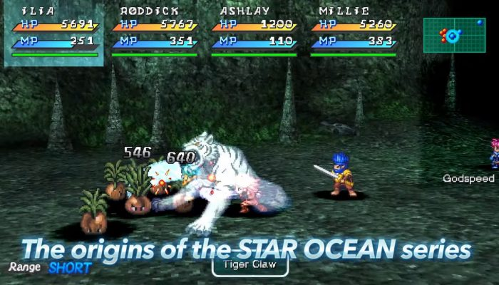 Star Ocean First Departure R – Announcement Trailer