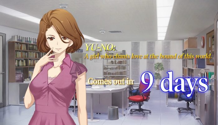 YU-NO: A Girl Who Chants Love at the Bound of this World – Launch Countdown Part I