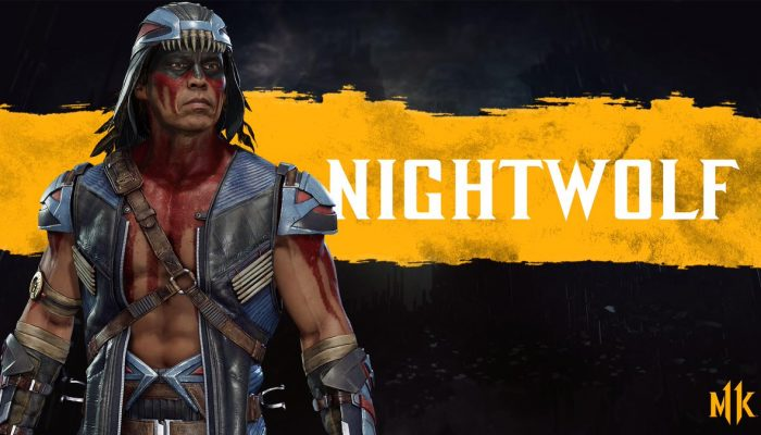 Play as Nightwolf in Early Access with the Kombat Pack in Mortal Kombat 11