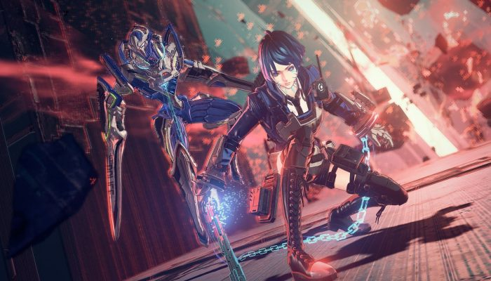 Mr. Taura's Case Files 03 for Astral Chain
