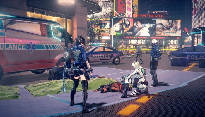 Mr. Taura's Case Files 05 for Astral Chain