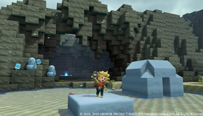 Dragon Quest Builders 2 update adds hairstyles, save slots and more