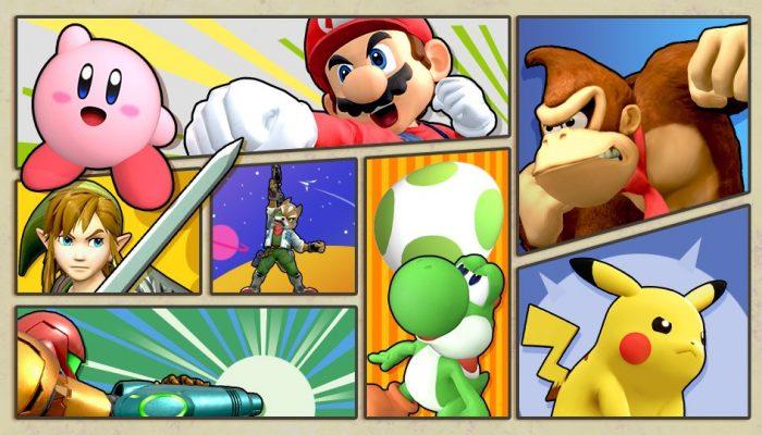"""""""Original Class of '64"""" Spirit Event in Super Smash Bros. Ultimate"""