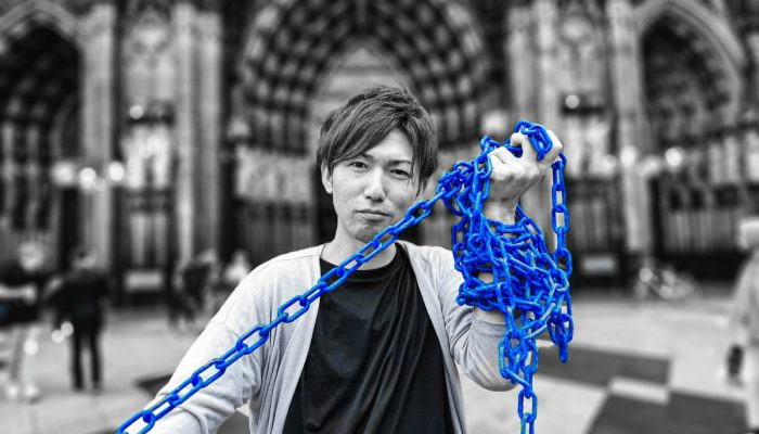 Takahisa Taura thanks you for watching Nintendo Presents: Astral Chain at Gamescom 2019