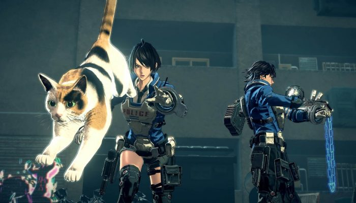 Mr. Taura's Case Files 08 for Astral Chain