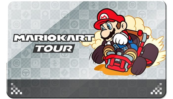 Mario Kart Tour requires a Nintendo Account to play