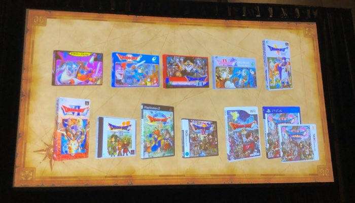 Here's how Dragon Quest XI S's PAX West 2019 panel went down