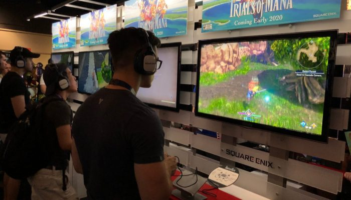 A look at PAX West 2019 from the Nintendo side of things