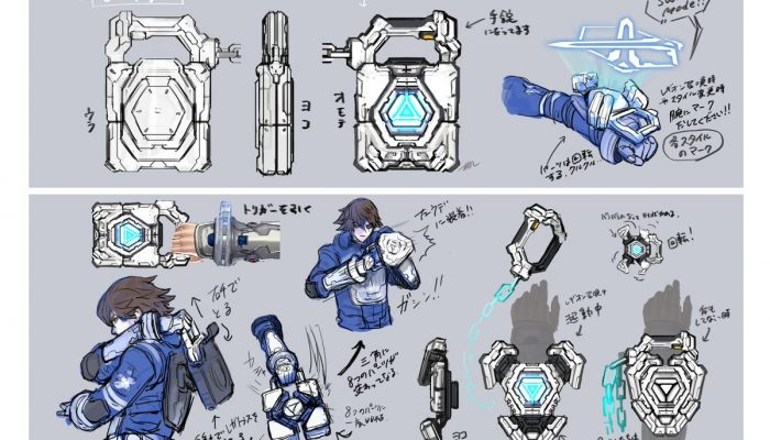 Mr. Taura's Case Files 13 for Astral Chain