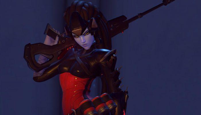 Get the Noire Widowmaker skin as a pre-order bonus for Overwatch Legendary Edition