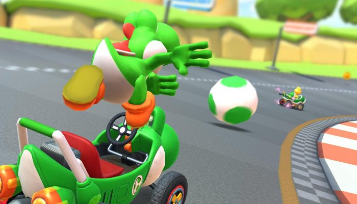 Special items from Mario Kart Double Dash make a comeback in Mario Kart Tour