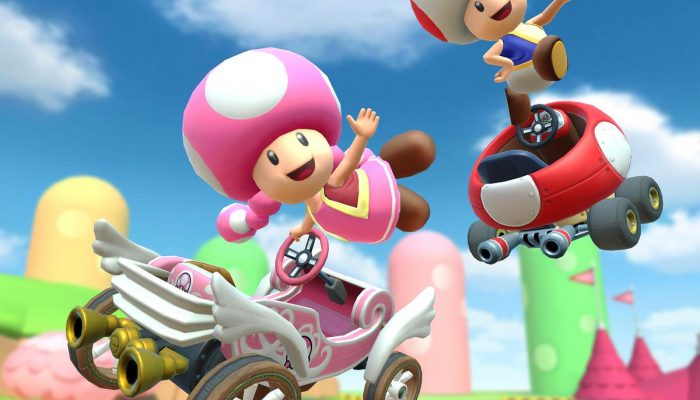 Karts from previous Mario Kart games are back in Mario Kart Tour