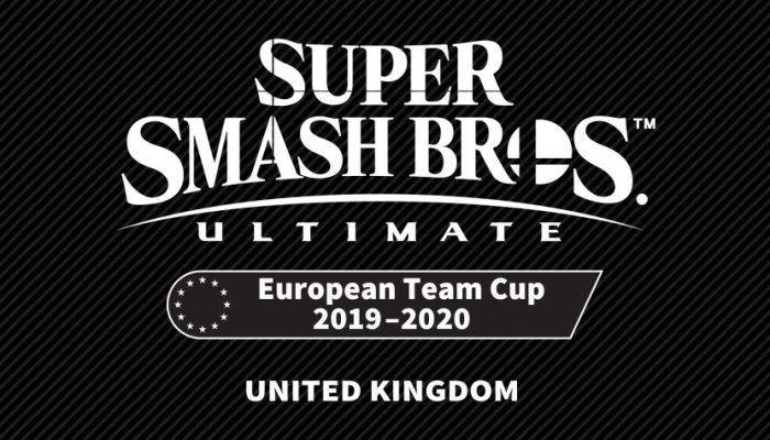 Nintendo UK: 'Introducing the Super Smash Bros. Ultimate UK Team Cup 2019-2020!'