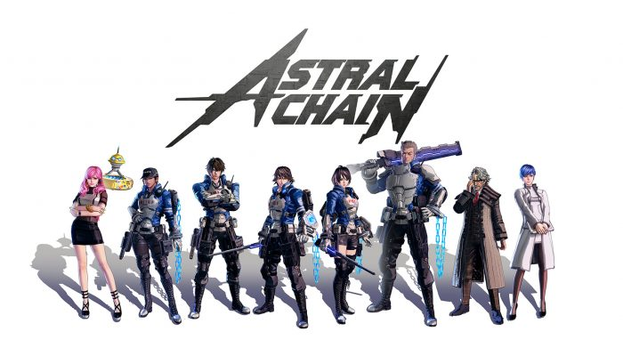 PlatinumGames: 'Astral Chain on sale now!'