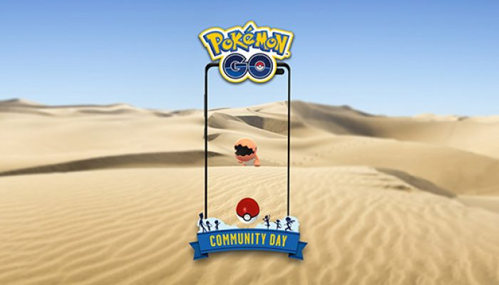 Pokémon: 'Pokémon Go's October Community Day Features Trapinch and a Special Move'