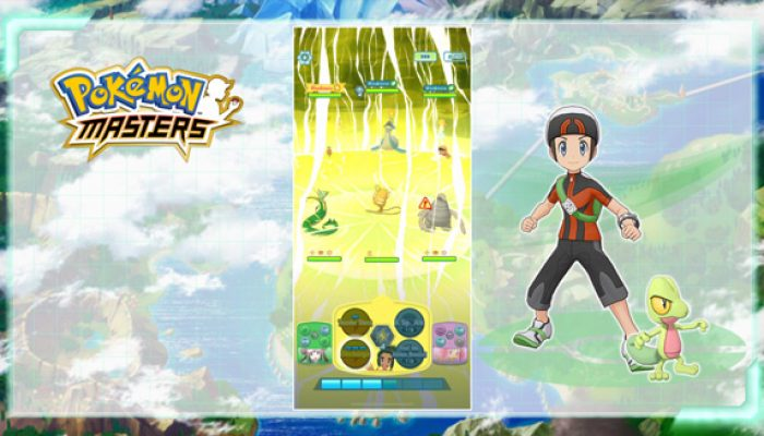 Pokémon: 'Quickly and Easily Level Up Your Pokémon Masters Sync Pairs'