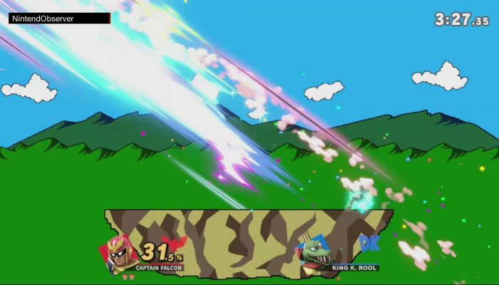 Super Smash Bros. Ultimate, Chikara VIP Épisode 15 : King K. Rool, Part Deux
