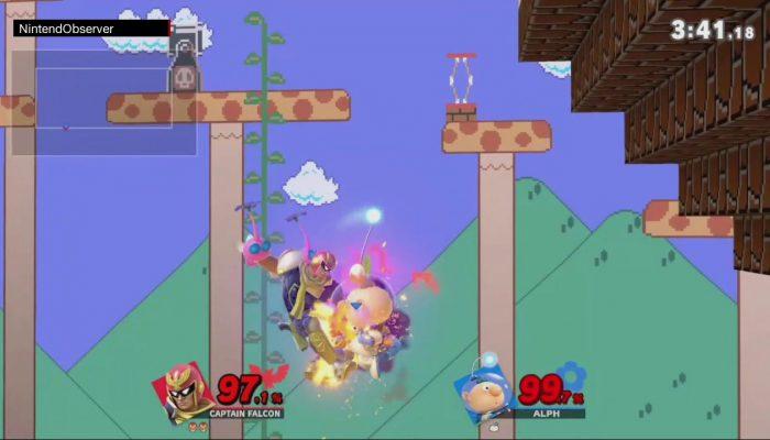 Super Smash Bros. Ultimate, Chikara VIP Épisode 16 : Fallait pas.