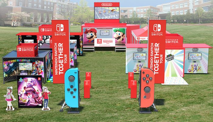 NoA: 'Quad goals: Nintendo brings Nintendo Switch to colleges this fall'