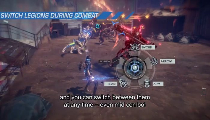 Astral Chain director Takahisa Taura has a few tips for you
