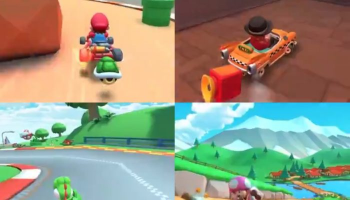 The App Store on the launch of Mario Kart Tour
