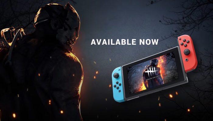 Dead By Daylight – Nintendo Switch Launch Trailer
