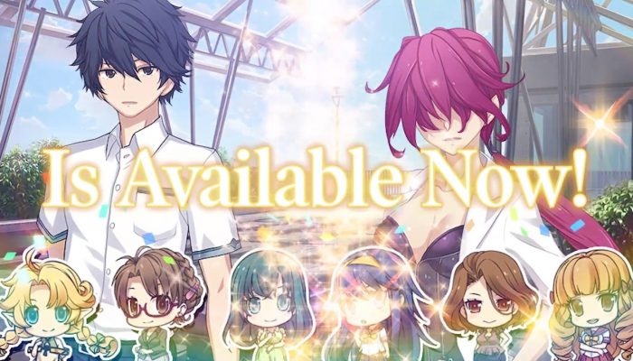 YU-NO: A Girl Who Chants Love at the Bound of this World – Launch Countdown Part III