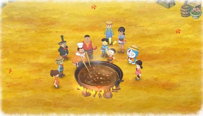 Doraemon Story of Seasons – Second Japanese Commercial