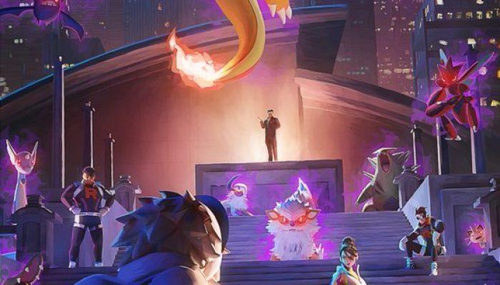 Team Go Rocket scheming some more in Pokémon Go