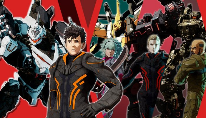 """""""Arsenals at the ready! Daemon X Machina"""" Spirit Event in Super Smash Bros. Ultimate"""