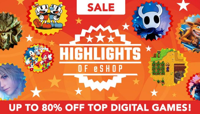 Take advantage of the Highlights of Nintendo eShop Sale in Europe