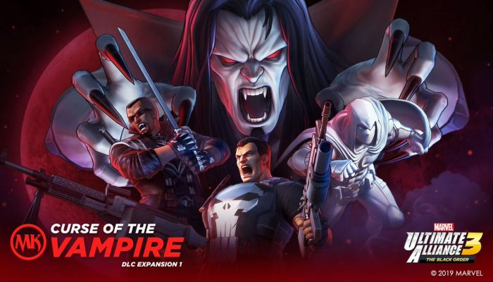 Marvel Ultimate Alliance 3's DLC Expansion 1 is here
