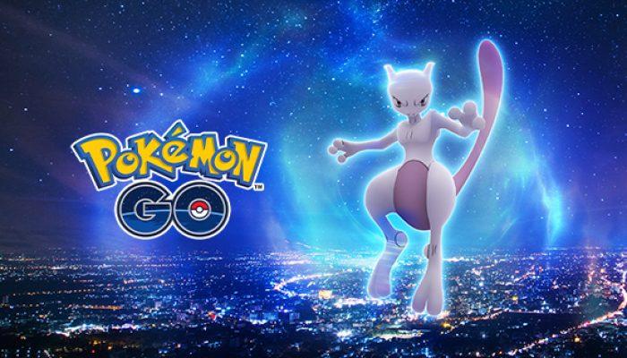 Pokémon: 'Mewtwo Returns to Pokémon Go EX Raids, and It's Wielding Shadow Ball'