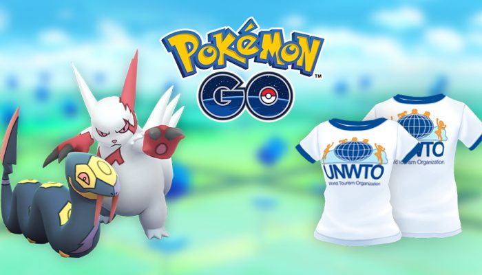 Niantic: 'Celebrate the spirit of travel during the first-ever World Tourism Day event!'