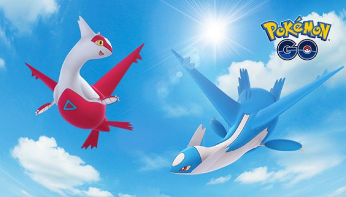 Pokemon Battle Latias And Latios During A Special Raid Weekend January 24 27 Nintendobserver