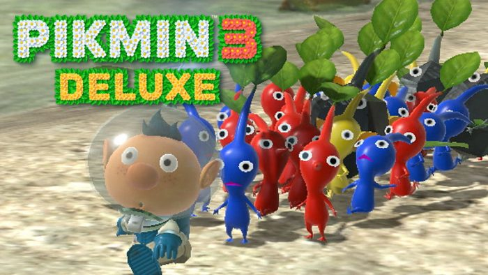 Noa Launch Sequence Initiated Pikmin 3 Deluxe Lands On Nintendo Switch On Oct 30 Nintendobserver